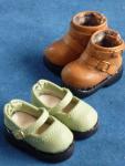 第四位 ドール用の靴